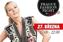 Prague Fashion Night 2014