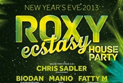 Roxy Ecstasy *New Year´s Eve 2013 *